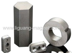 Sintered soft SmCo5 Permanent Magnets