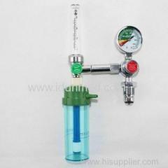 DY-C13 Medical Oxygen Regulator with 2 gauges