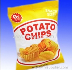 custom potato chips package bag