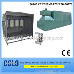 China Powder Coating room