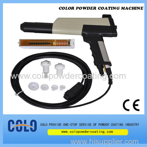 PG1 manual powder gun
