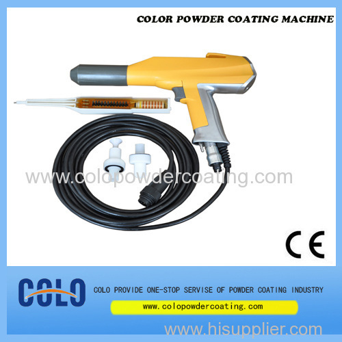 Powder Spray Gun Supplier