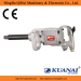 Industrial Air Tools pinless hammer 1 Inch Pneumatic Impact Wrench