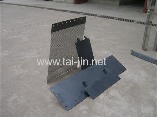 Iridium and Tantalum oxide Insoluble Titanium Anode for Copper Foil Electrolysis