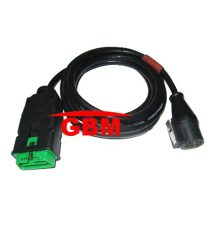 OBDII MALE TO 30P FEMALE CABLE