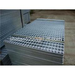 stainless steel trench drain grating cover for Stair tread