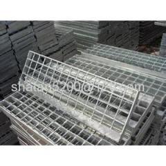 Hot Dipped Galvanized steel grating for Anti-slip Steel Grating
