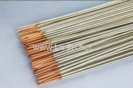 Titanium Clad Copper Round Square Bar