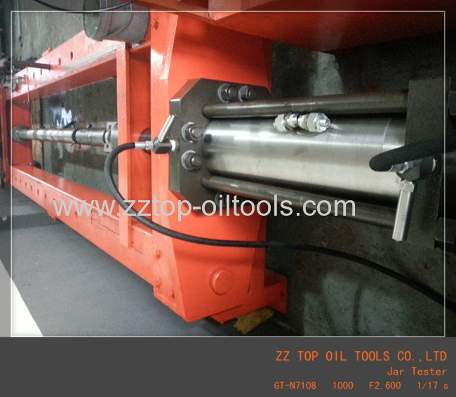 Cased Hole Drill stem testing tools Hydrauli Circulating Valve DST