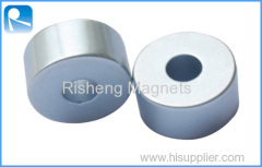 Permanent Neodymium Ring Magnets High Quality Loudspeaker Neodymium Magnets