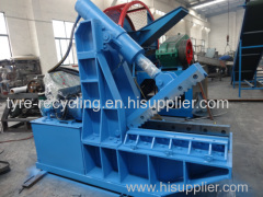 QD 1400 Waste Tyre Cut Machine