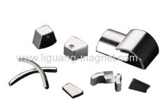 Sintered Permanent Ferrite Motor Magnet