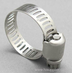 Stainless Steel American Type Mini Hose Clamp Types KMB5SS