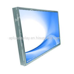 19'' Widescreen Open Frame LCD Monitor with SAW Touch Screen, LED Backlight,VGA,DVI