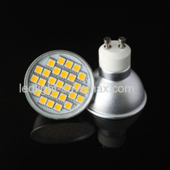 CRI80 GU10 LED spotlight