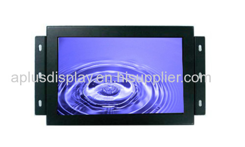 7 TFT LED MonitorIndustrial Chassis Lcd Display With Resistive Touch Screen