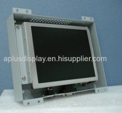 pecifications Model No. AP-06OPLDN1 Description 6.5'' Open Frame LCD Monitor , TFT LCD 500nits, 640x480