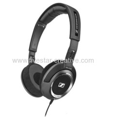 Sennheiser HD238i Over-Ear Stereo Headphones with Mic and Remote for iPhone Compatible