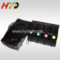 4 colors set UV Bulk Ink System for Roland Mimaki Mutoh UV printer/Flatbed printer