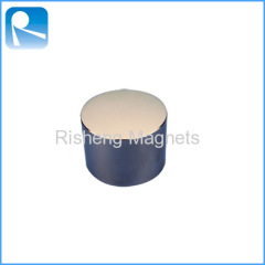 D90 x 50mm Large Cylinder Neodymium Magnet Axially Magnetized