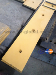 Caterpillar loader part blades cutting edge 107-3746
