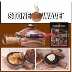 Stone Wave Microwave Cooker/Ceramic microwave oven Stone Wave