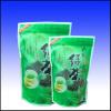 green tea package bag