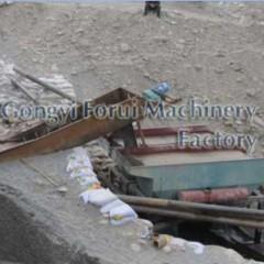 scheelite ore processing equipment to gain high grade scheelite tungsten