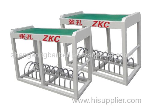 zhangkong IWF certified jerking trainer