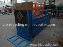 Scrap tire ring separator for sale