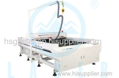 Acrylic laser cutting bed wood laser cutting machine HS-B1525