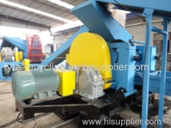 Waste Tire Rubber Crusher Unit