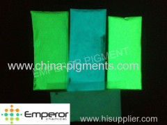 luminescent powder,photoluminescent pigment,glow in the dark use for cement,paint