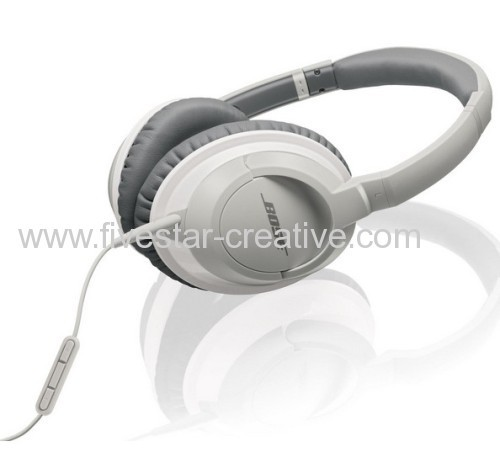 Bose AE2i Around-Ear Audio Headphones white for iPhone iPod