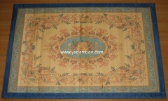 Cheap Painted Bamboo Rugs