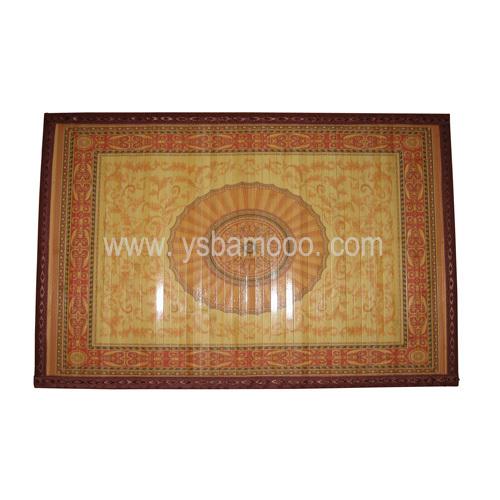 Printing Bamboo Floor Rugs