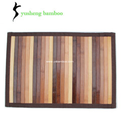 Colorful Bamboo Area Rugs