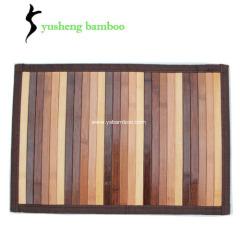 Colorful Bamboo Area Rugs