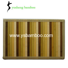 Colorful Bamboo Yuga Mat