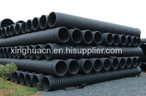 for water HDPE Double-wall
