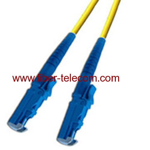 E2000 to E2000 Single Mode Simplex Fiber Patchcord