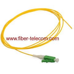 LC / APC Single Mode Fiber Optic Pigtails 0,9 mm