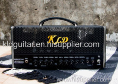 KLDguitar 18w Class AB /Class A speaker emulation DI SMPT two channels guitar amp head