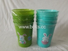 lovely plastic water cups