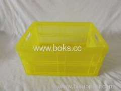 Plastic Foldable Fruit Basket