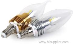 4w e14 led candle bulb