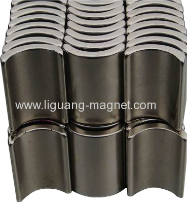 Permanent Sintered cylinder Ndfeb magnet