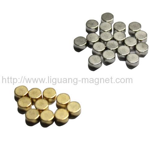 Good corrosion resistance Sintered Ndfeb magnet