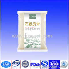 plastic rice pouch bag