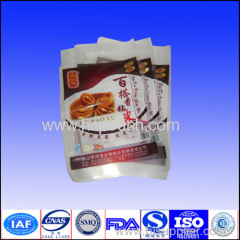 printed rice package bag